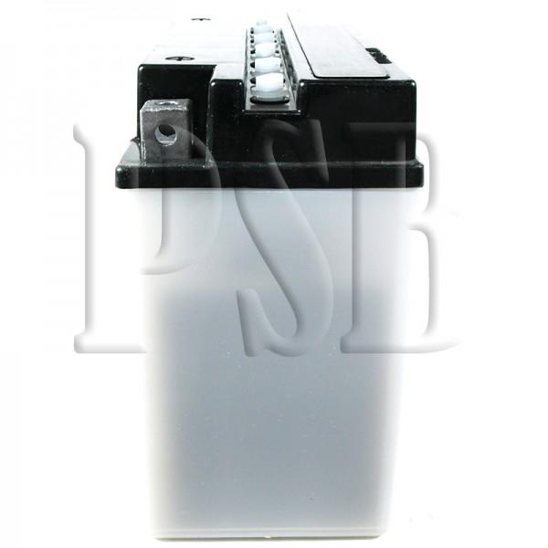 Yamaha Virago  Battery Size