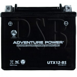 Yamaha 2003 YZF 600 R YZF600RR Motorcycle Battery