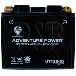 Yamaha 1999 YZF R1 1000 YZFR1LC Motorcycle Battery