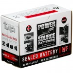 Yamaha 2008 YZF R6S 600 YZFR6SXCL Motorcycle Battery AGM