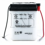 Yamaha 1984 RX 50 Special RX50L Motorcycle Battery