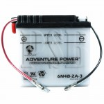 Yamaha 1989 DT 50 Enduro DT50LC Motorcycle Battery