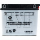 Yamaha 1999 TT-R 225, TT-R225L Motorcycle Battery