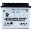 Yamaha 1987 TW 200 Trailway TW200TC Motorcycle Battery