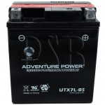Yamaha 1992 XT 225 Serow XT225D Motorcycle Battery Dry
