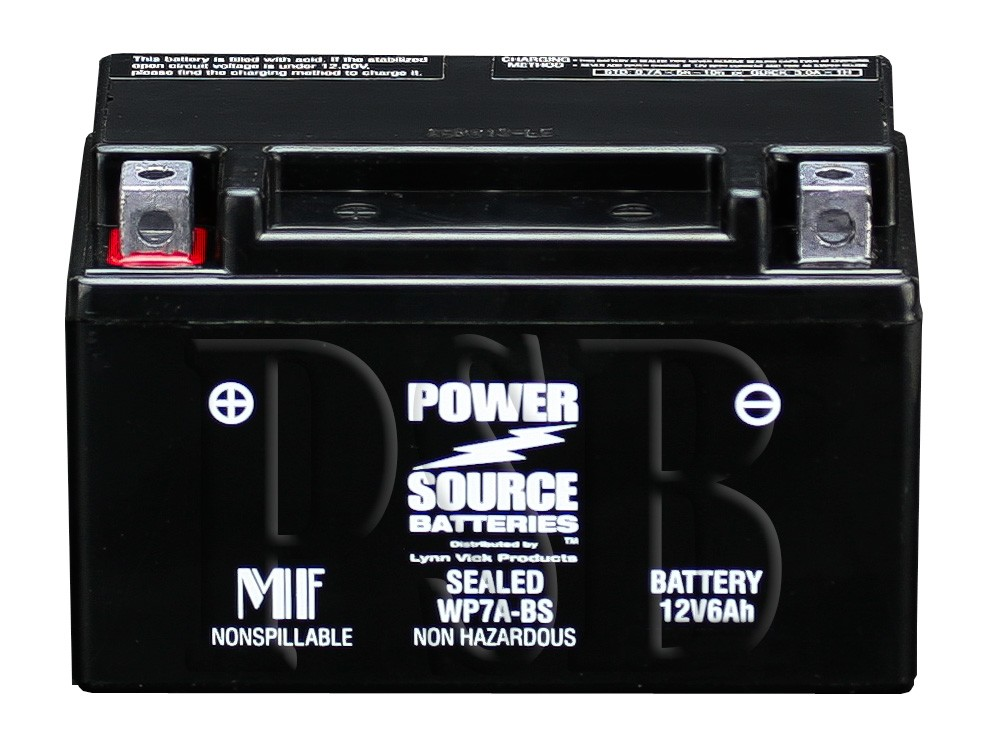 Yamaha Vino Scooter Battery