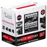 Yamaha YTX5LBS Scooter Replacement Battery AGM Upgrade