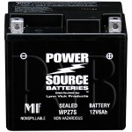 Yamaha YT5L-BS Scooter Replacement Battery AGM Upgrade
