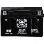 Yamaha 4UC-82100-PS-00 Scooter Replacement Battery AGM