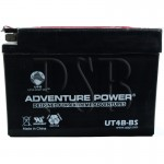 Yamaha 4JS-82100-01-00 Scooter Replacement Battery Dry
