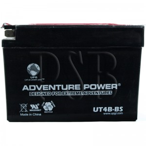 Yamaha YT4B-BS Scooter Replacement Battery Dry