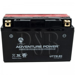Yamaha GS GT7B-4 Scooter Replacement Battery Dry