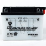 Yamaha 20G-82110-A0-00 Scooter Replacement Battery