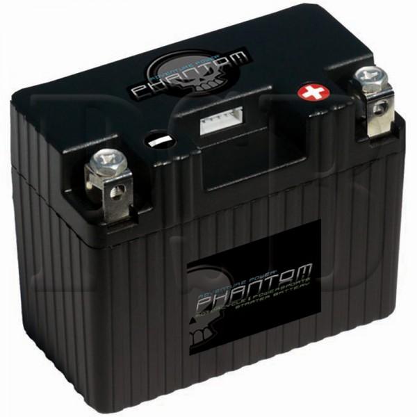 Phantom Shorai App14l2 Bs12 Lithium Iron Lifepo4