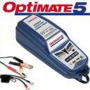 TecMate Weatherproof 12v 2.8a Optimate 5 Battery Desulfating Charger
