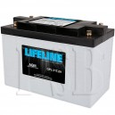 GPL-31T-2V Lifeline 2 Volt 630ah Group 31 Deep Cycle Marine Battery