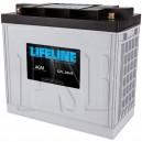 GPL-30HT Lifeline 12 Volt 150ah Deep Cycle Marine Battery