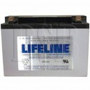 GPL-1400T Lifeline 12 Volt 57ah Group 22NF Marine Starting Battery
