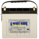 GPL-2400T Lifeline 12 Volt 75ah Group 24 Marine Starting Battery