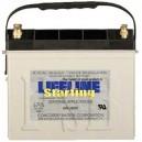 GPL-2400T Lifeline 12 Volt 75ah Group 24 Marine Starting Battery