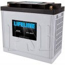 GPL-30HT Lifeline 12 Volt 150ah Deep Cycle RV Battery