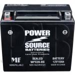 Arctic Cat 2012 ProCross XF1100 Turbo Sno Pro Ltd S2012XFNLE Battery