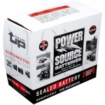 Harley Davidson 65991-75A Replacement Motorcycle Battery
