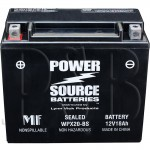 Harley 1987 FXRS 1340 Low Rider Sport Motorcycle Battery