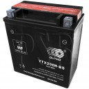 Polaris 2010 600 PRO-Ride Rush S10BF6KSA Snowmobile Battery Dry AGM