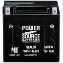 2015 XL 1200X Sportster Forty-Eight 48 1200 Motorcycl Battery Harley