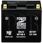 Yamaha 2015 Raider Bullet Cowl XV 1900 XV19SCFB Motorcycl Battery AGM