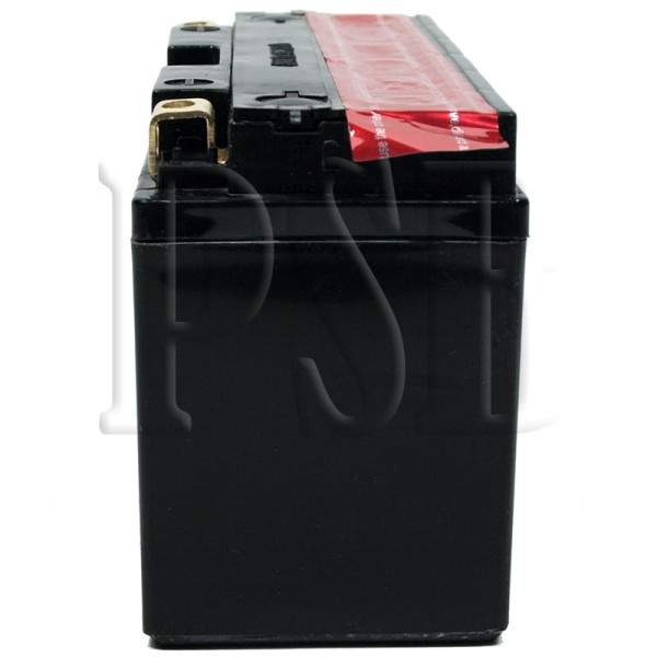 yamaha 2014 zuma yw 125 yw125eo scooter battery dry agm oem fit. Black Bedroom Furniture Sets. Home Design Ideas