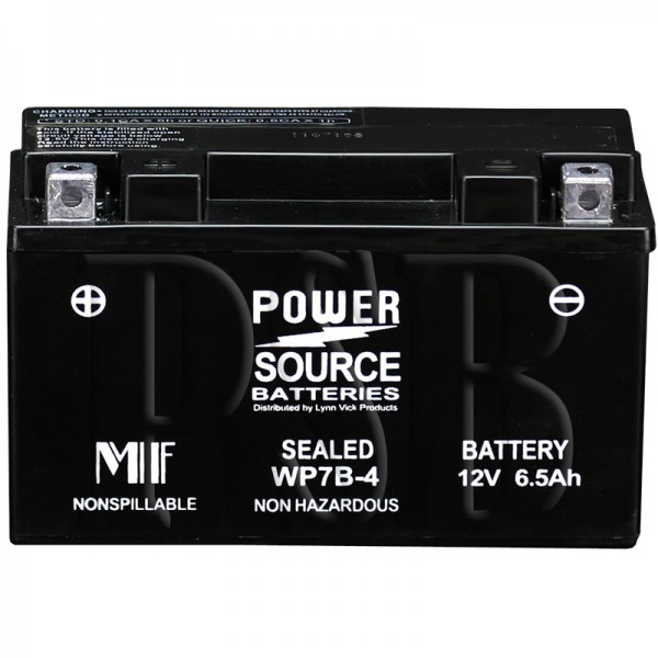 Yamaha Zuma Battery Size