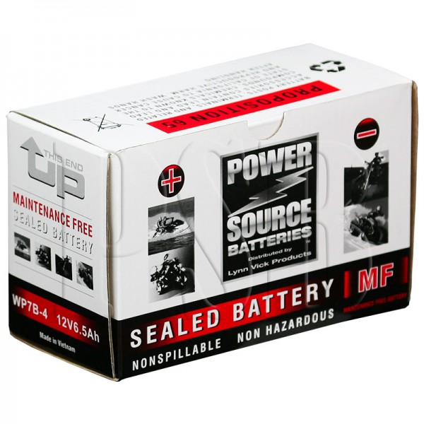 yamaha 2015 zuma yw 125 yw125fs scooter battery sealed maintenance free oem fit. Black Bedroom Furniture Sets. Home Design Ideas