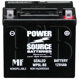 Yamaha 2015 Zuma YW 50 F YW50FFGR Scooter Battery AGM