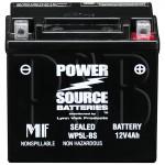 Yamaha 2015 Zuma YW 50 F YW50FFGY Scooter Battery AGM