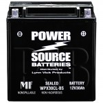 2013 SeaDoo Sea Doo GTI SE 155 1503 30DB Jet Ski Battery SLA AGM