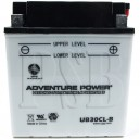 2014 SeaDoo Sea Doo SAR 155 Search and Rescue 1503 Jet Ski Battery