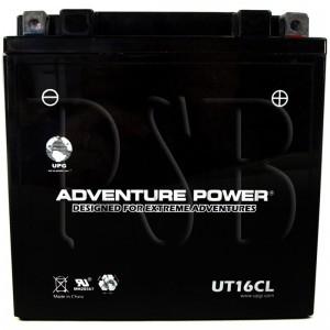 Sea Doo SeaDoo 278000712 Jet Ski PWC Replacement Battery Sealed