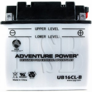 Sea Doo SeaDoo 278001756 Jet Ski PWC Replacement Battery