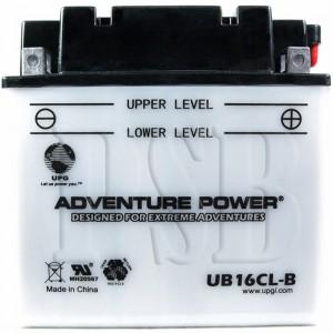 Sea Doo SeaDoo CB16CL-B Jet Ski PWC Replacement Battery