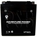 Sea Doo CB16CL-B Jet Ski PWC Replacement Battery Sealed