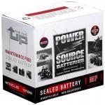 2010 SeaDoo Sea Doo RXT-X RS 260 1503 HO ETC Jet Ski Battery SLA AGM