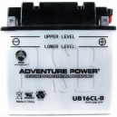 Yamaha Wave Runner CB16CLB Jet Ski PWC Replacement Battery