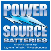 Power Source Motorcycle Batteries