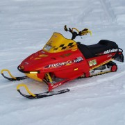 Ski Doo Formula Snowmobile Batteries BRP