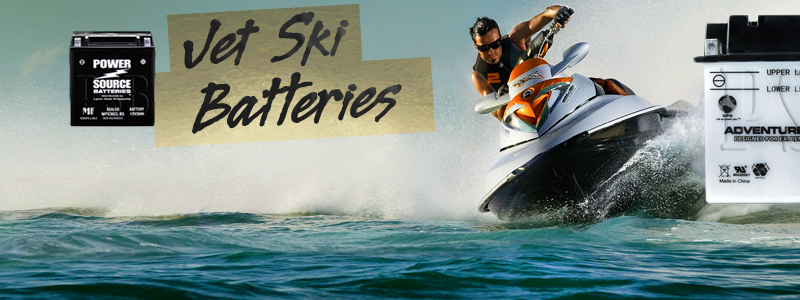 JET SKI PERSONAL WATERCRAFT PWC BATTERIES