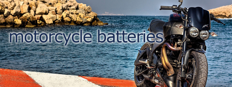 MOTORCYCLE BATTERIES, CHARGER-TENDER